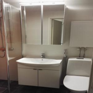 TeHä Rakennus Kylpyhuone ja WC