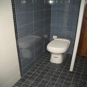 Silppuava WC
